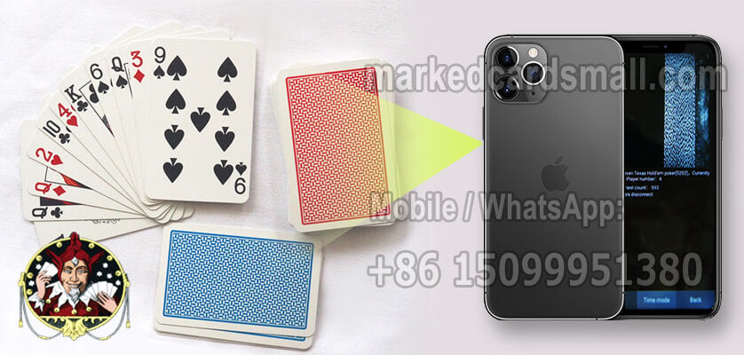 A Plus Barcode Marked Cards for Poker Analyzer