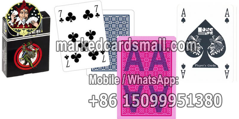 NTP marked poker cards for sale