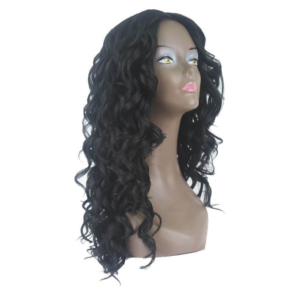 Brazilian Virgin Afro Kinky Curly U Part Lace Front Human Hair Wigs For Black Women Pre Plucked Bleached Knots Full Lace Wig