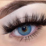 Russian Blue Prescription Colored Contact Lenses