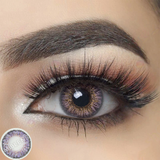 Amethyst Colored Contact Lenses