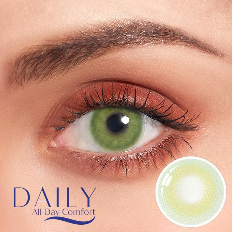 Pixie green  Contatc Lenses(Quarterly/Monthly/Daily)
