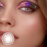 【US Warehouse】 Gem Pink Colored Contact Lenses Yearly