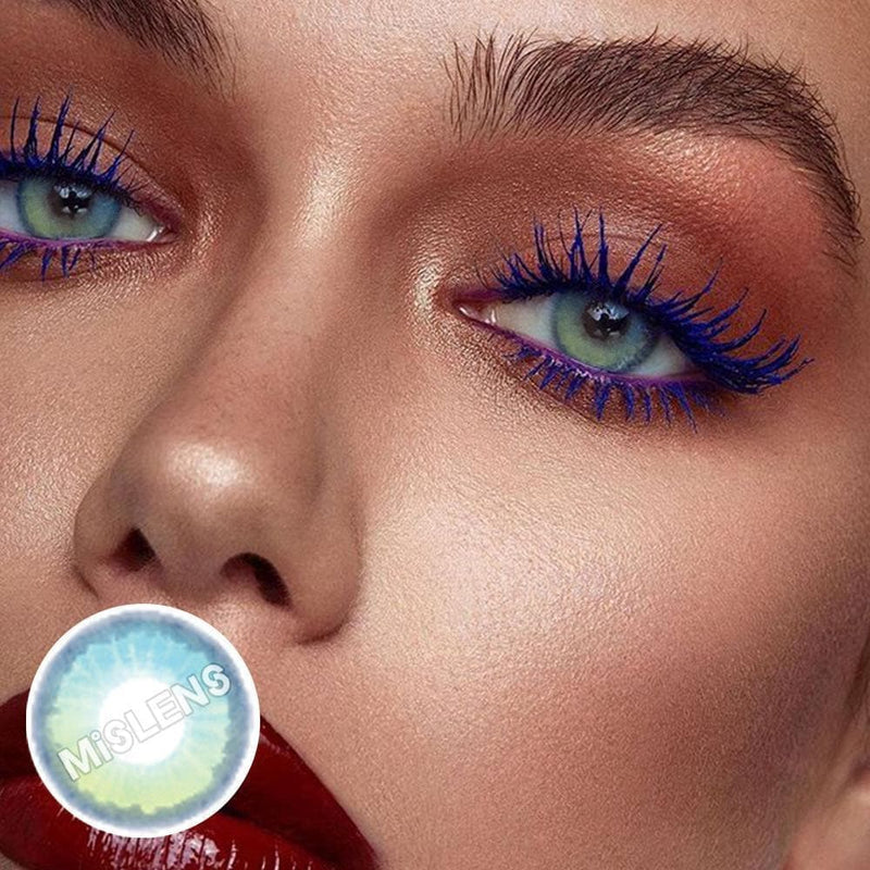 【US Warehouse】 Little Earth Colored Contact Lenses Yearly