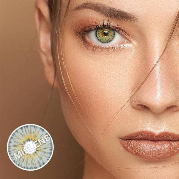 New York Gogh Gray  Colored Contact Lenses