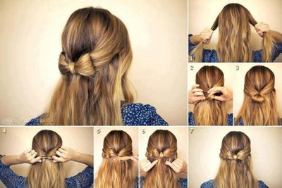 25 Romantic hairstyles for long hair