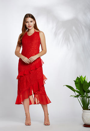 This party season don't stay calm kill it and make your day with Midi dresses, smile and moves. The virtual store does have right midi dresses collection that will reflect well your fashion tale. These dresses are bound to give you that alluring combinati