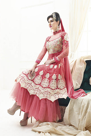 bridal anarkali salwar suits