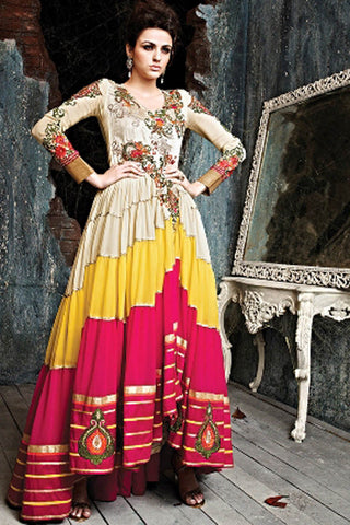 new anarkali salwar