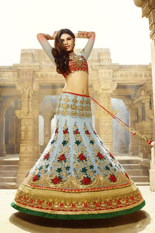http://www.variationfashion.com/collections/bridal-lehengas/products/blue-maroon-georgette-embroidered-lengha-choli