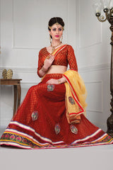 http://www.variationfashion.com/collections/lehenga-sarees/products/maroon-net-indian-semi-stitched-lehenga-saree