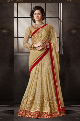 http://www.variationfashion.com/collections/lehenga-sarees/products/golden-bridal-lehenga-saree-with-heavy-embroidery-work