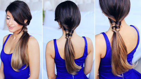 Hairstyles for long hair 12