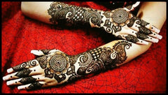 arab mehndi designs