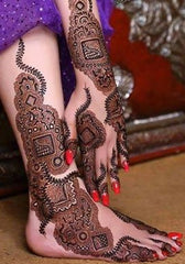 arabic mehndi ideas
