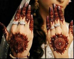 light mehndi design work