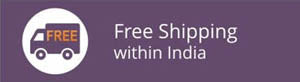 free shipping within India