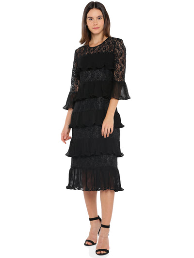 pleated dress for women