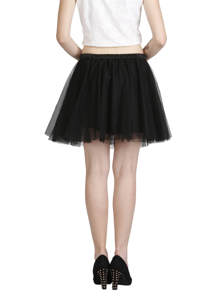 183064a641 Are you looking for black skirts online? This beautiful women's black skirt  is made of