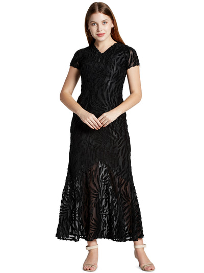 Women's Maxi Dress in Black