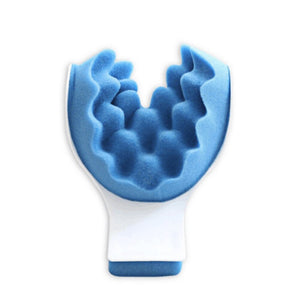 Multifunction Neck Massage Pillow Portable Travel Shoulder Relaxation Pillow Relaxer Pain Relief Massage Pillow