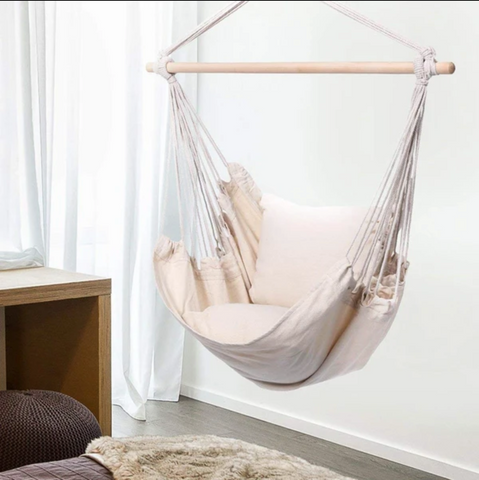 #1 Hanging Hammock Swing Chair