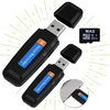 2 Pack - USB Voice / Audio Recorder