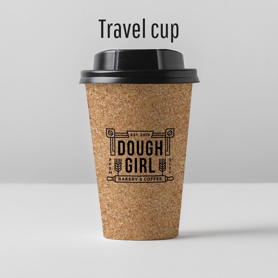 Dough Girl Travel mug