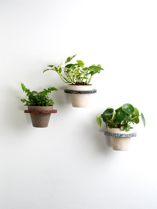 Plant holder - trio set