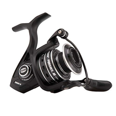Penn Pursuit III Spinning Fishing Reel | 4+1BB Graphite Spinning Reel for Saltwater