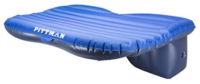 Pittman Outdoors Rear Seat Air Mattress | Nylon Air Bed with Pillow for Trucks