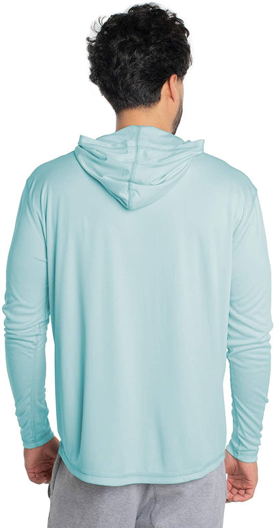 Vapor Apparel Men's Sun Protection Hoodie | Outdoor Long Sleeve Performance Hoodie