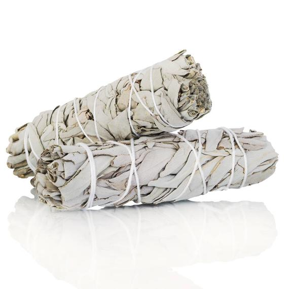 White Sage Bundle 2 Pack