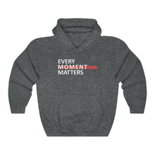 Load image into Gallery viewer, Every Moment Matters Unisex Heavy Blend™ Hooded Sweatshirt