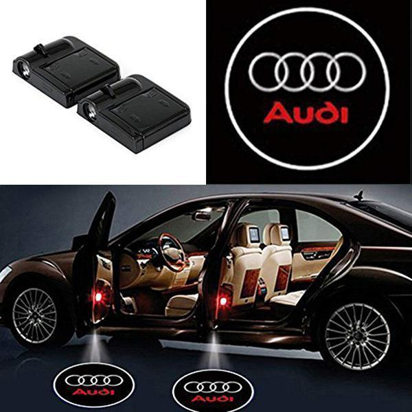 (Black Friday Promotion)-Universal Wireless Car Door LED Projector Light