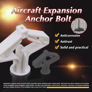 Aircraft Expansion Anchor Bolt (50PCS)