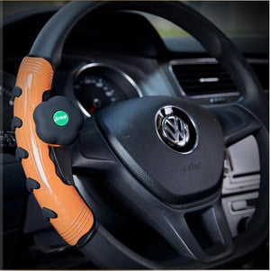 Car Steering Wheel Boost - Universal Car Wheels Grip Knob Turning Assistant(Non-Slip)