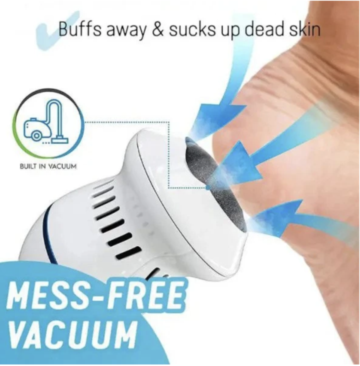 CAREFOOT ELECTRIC DEAD SKIN REMOVER