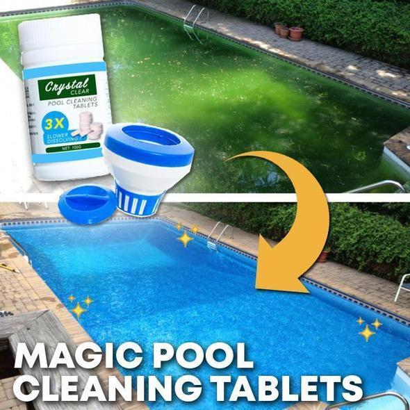 Magic Pool Cleaning Tablets