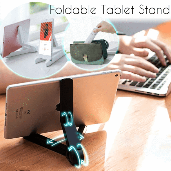 Foldable Tablet Stand