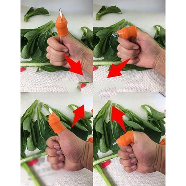 Vegetable Agricultural Tool Picker Thumb Knife