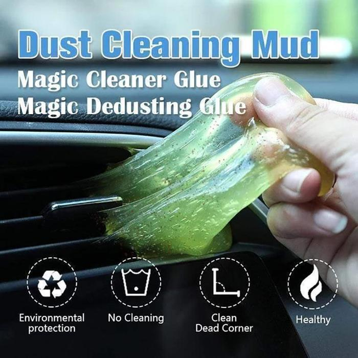 HOT SALE🔥Magic Dust Cleaning Mud-75%OFF