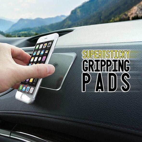 Super Sticky Gripping Pads (1 Pack=10 Pcs)