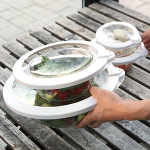 Vacuum Seal Food Cover Lids - 5pcs