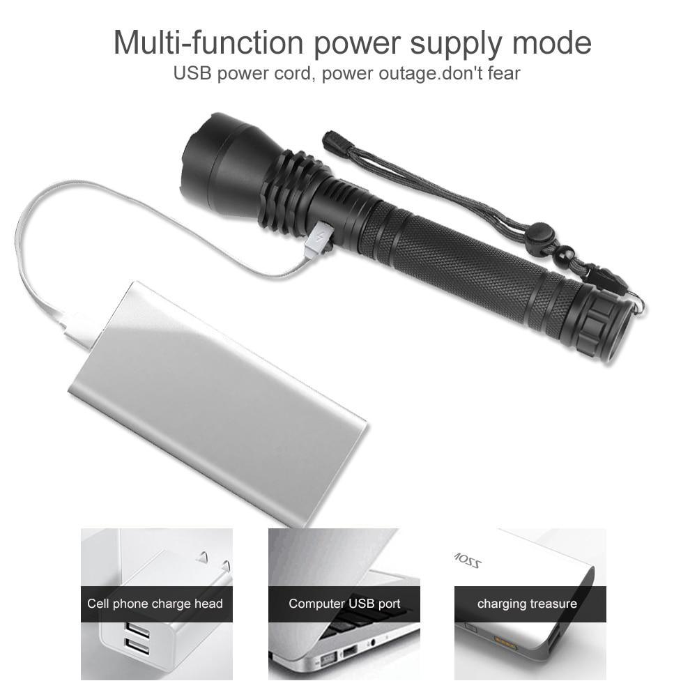 LAST DAY - 50% OFF, XHP P50 and P70.2 MOST POWERFUL FLASHLIGHT
