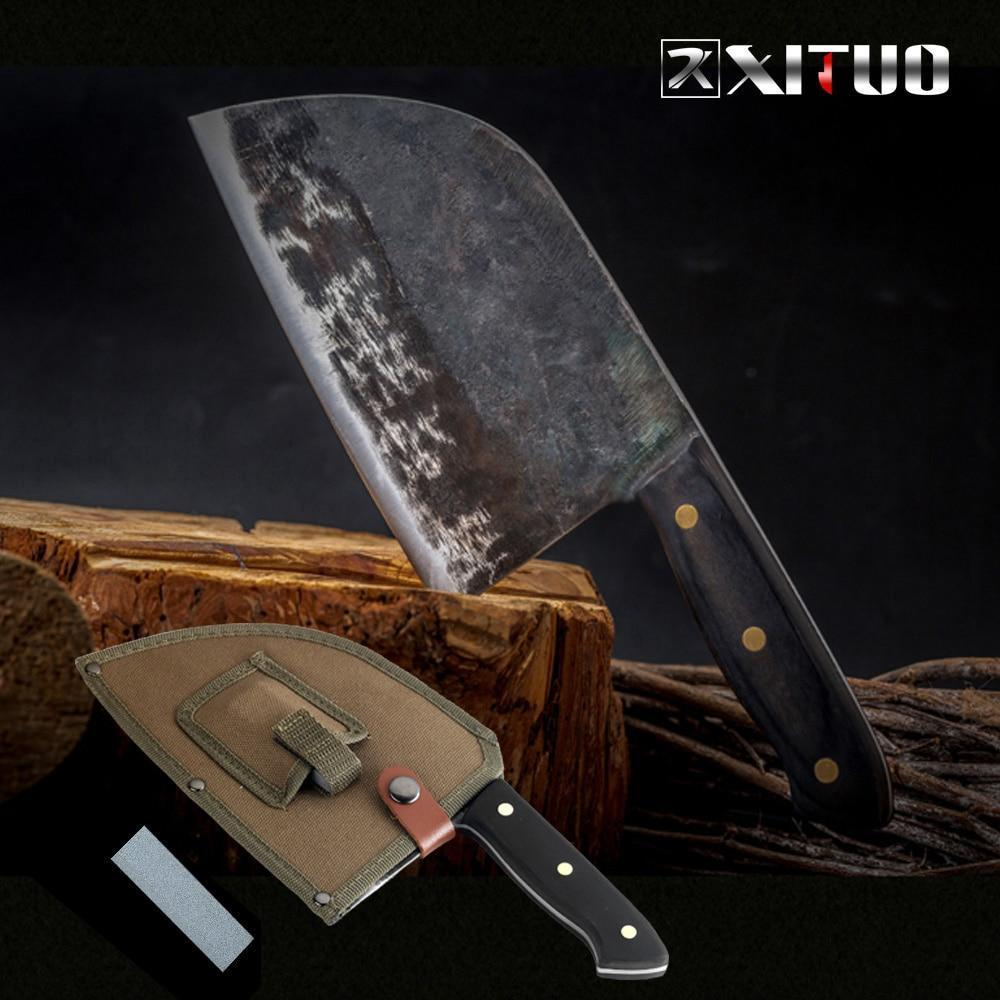 Handmade Serbian Chef's Knife