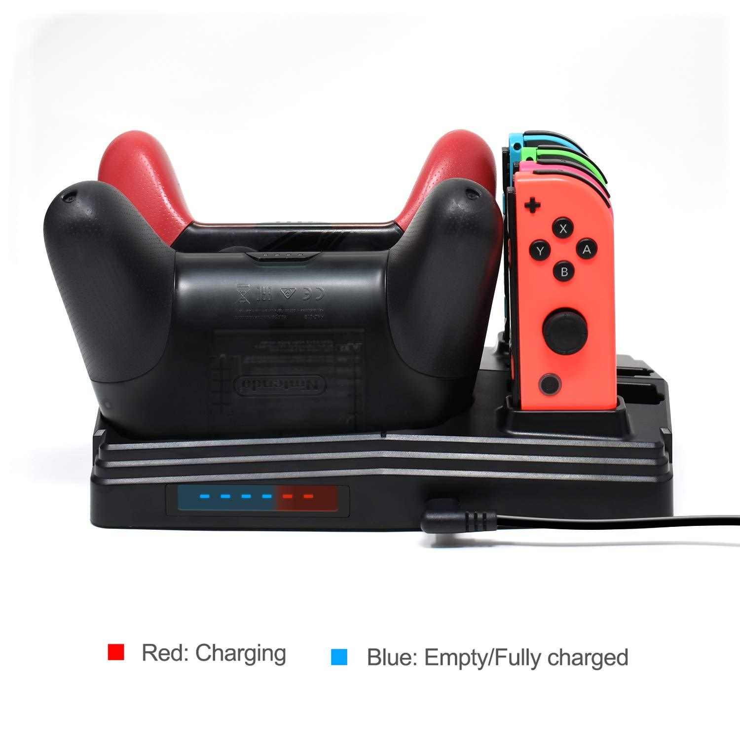 Nintendo Switch Charging Storage Stand