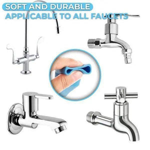 SILICONE WATER FAUCET EXTENDER