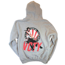 VCTY BOMBER CHICK HOODY