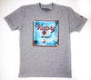 VCTY NO MERCY TEE  - #Heather Grey